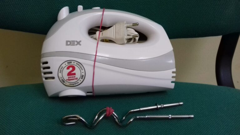 Миксер Dex dhm 900