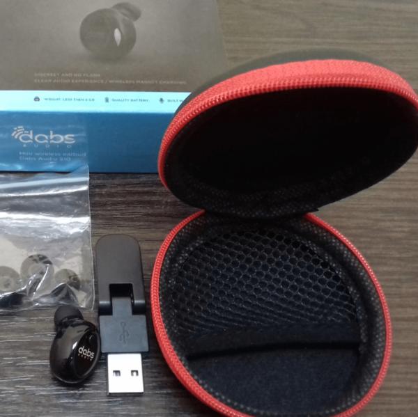 Bluetooth-гарнитура Dabs Audio S10
