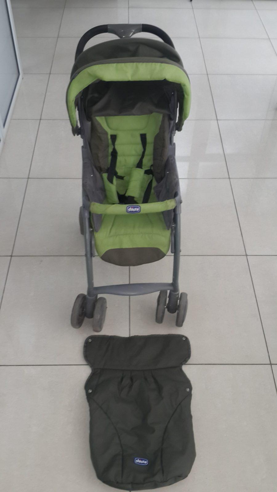 Прогулочная коляска Chicco Simplicity Plus Top Green