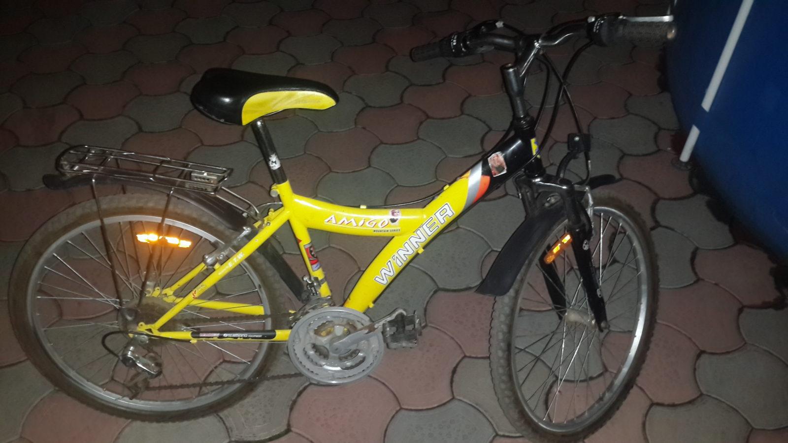 велосипед winner amigo