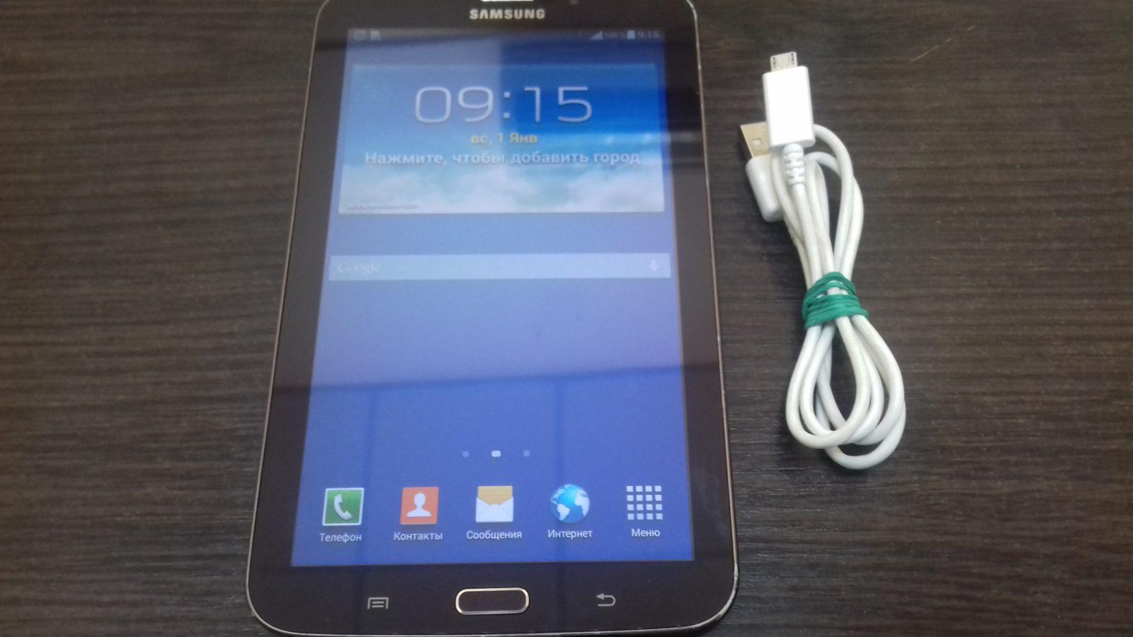 Планшет Samsung Galaxy Tab 3 SM-T211