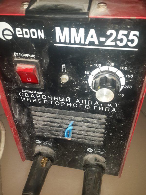 Сварочный аппарат edon iv-200/250