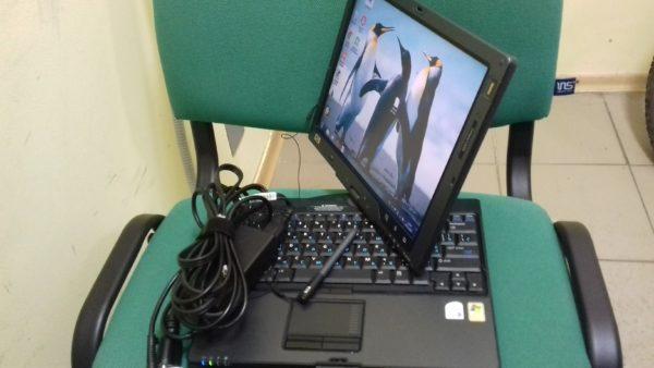 Ноутбук HP Compaq TC4400