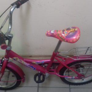 Детский велосипед Принцесса