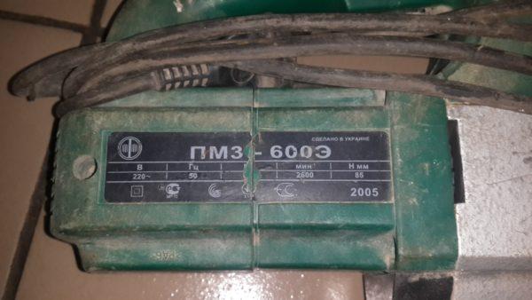электролобзик phiolent sp 600e (мпз-600Э)