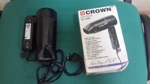 фен crown ol-1350