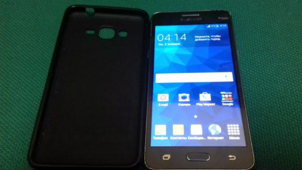 Смартфон Samsung Galaxy Grand Prime SM-G531H