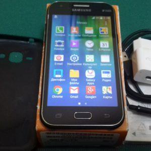 Смартфон Samsung Galaxy J1(sm-j100h/ds)