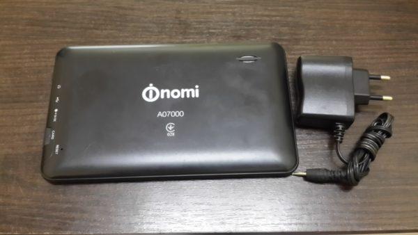 планшет nomi a07000