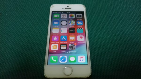Apple  iPhone 5s 32Gb A 5533