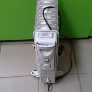 Масляный радиатор  Sanico ohs07s-9g