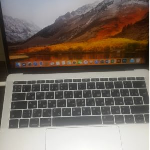 ноутбук Apple macbook pro a1708