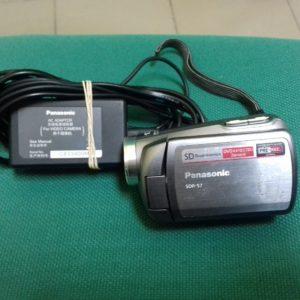 Видеокамера Panasonic  SDR-S7EE-S