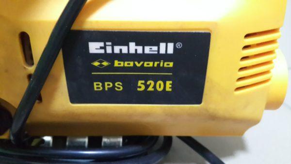 электролобзик einhell bps 520e
