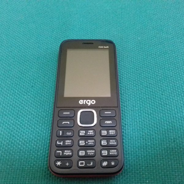 Мобильный телефон  Ergo F243