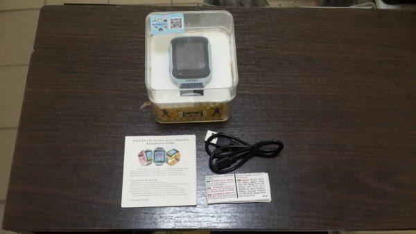 детские смарт часы wonlex gw500s