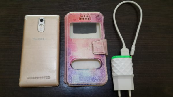 смартфон s-tell m511