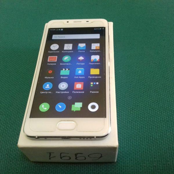 Смартфон Meizu U10 U680H 32 Гб