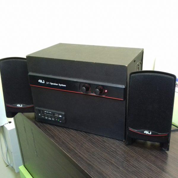 Аккустическая система  4U E245 2.1