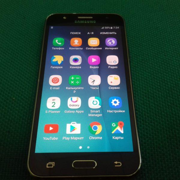 Смартфон Samsung Galaxy J5 SM-J500H