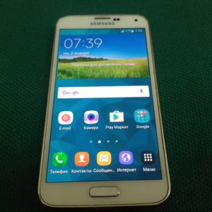 Смартфон Samsung Galaxy S5 G900H