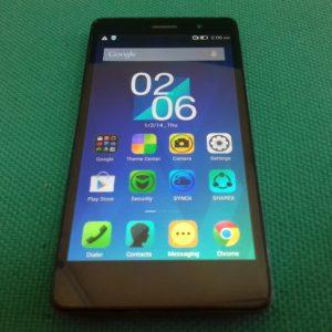 Смартфон  Lenovo S860 (не раб. 1сим)