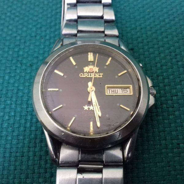 Часы  Orient Cristal 469BB4S-7A