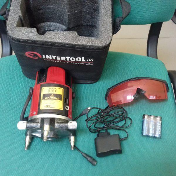 Уровень лазерный Intertool MT-3011