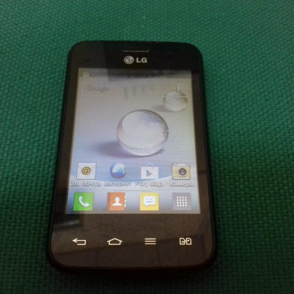 Мобильный телефон  LG E435