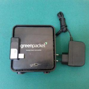 Wi-Fi роутер Greenpacket  dv-230