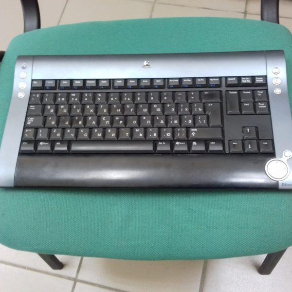 Клавиатура Logitech diNovo Keyboard Bluetooth ultra-flat