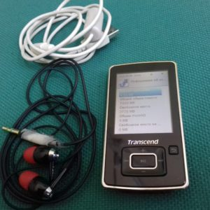 MP3-плеер Transcend MP870 8Gb