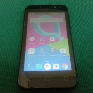 Смартфон  Alcatel One Touch  4049D U3
