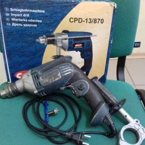 Дрель ударная Craft CPD-13/870