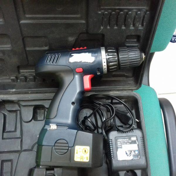 Шуруповерт Alpha Tools as 18A