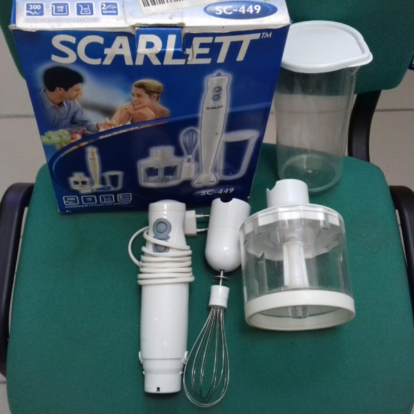 Блендер  Scarlett SC-449