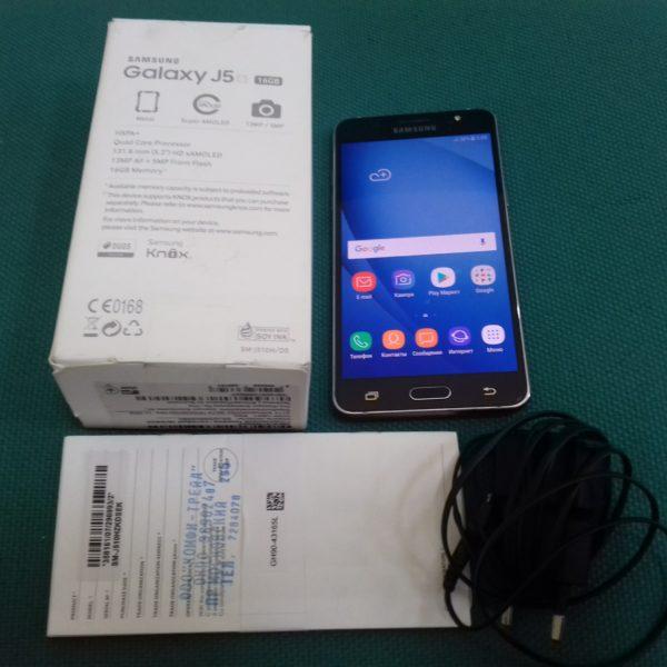 Смартфон Samsung J5 2016 sm-j510h