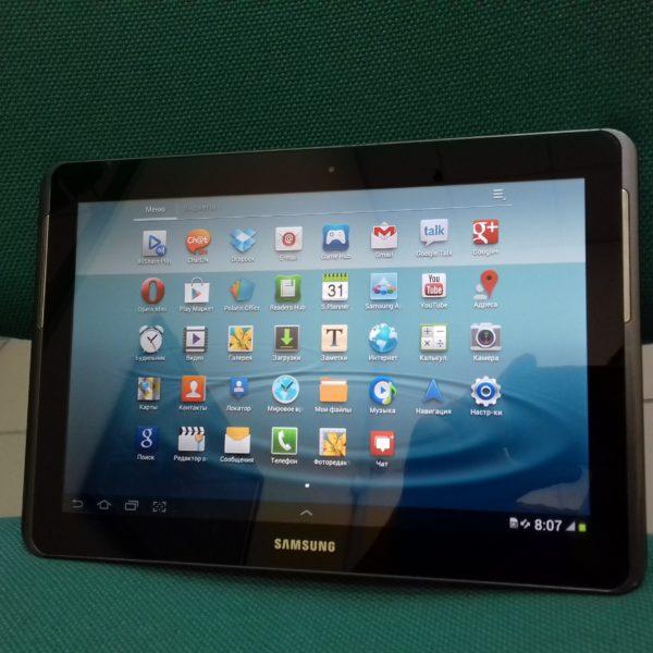 Планшет Samsung Galaxy Tab 2 3g gt-P5100