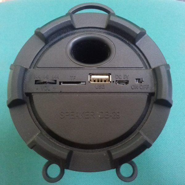 Bluetooth колонка Speaker DB-29B