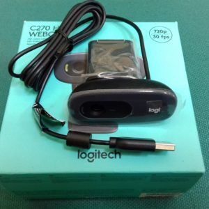Веб-камера Logitech  Webcam С270