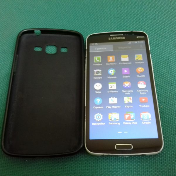 Смартфон Samsung G7102 Galaxy Grand 2