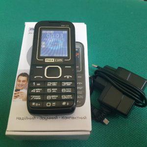 Моб.телефон MaxCom mm135