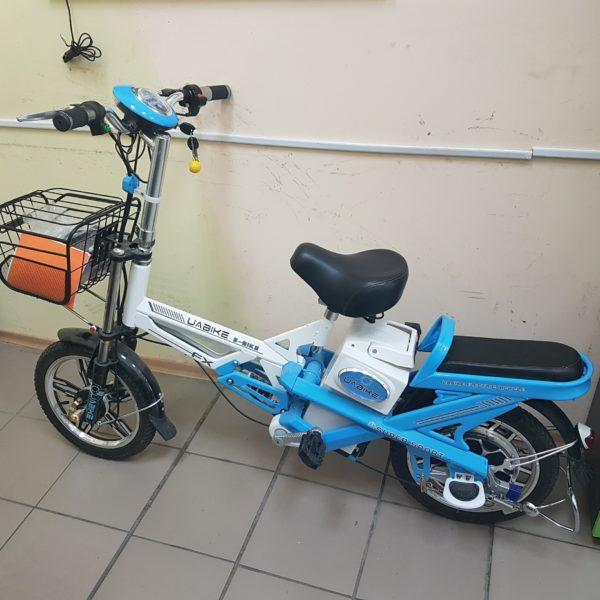 Электровелосипед Uabike Aurora A016