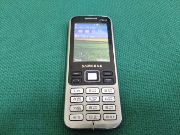 Мобильный телефон Samsung  GT-С3322