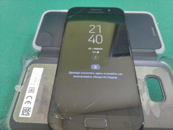 Смартфон Samsung Galaxy A5 2017 Duos SM-A520 3\32Gb