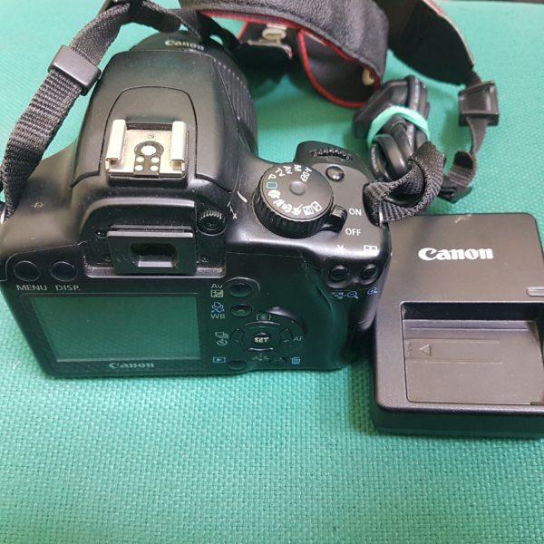 Фотоаппарат Сanon EOS 1000D Кit 18-55