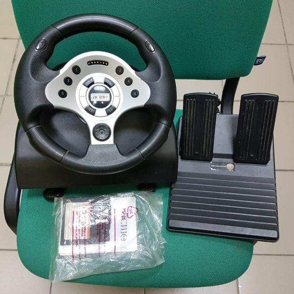 Игровой руль Acme gt Racing Wheel f294