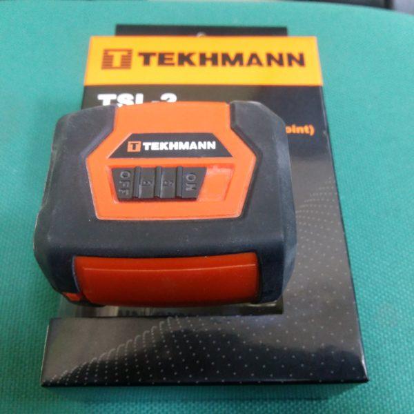 Лазерный уровень Tekhmann TSL-2