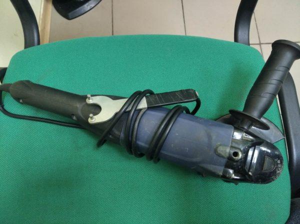 Болгарка  Wintech  WAG-125 L/1100