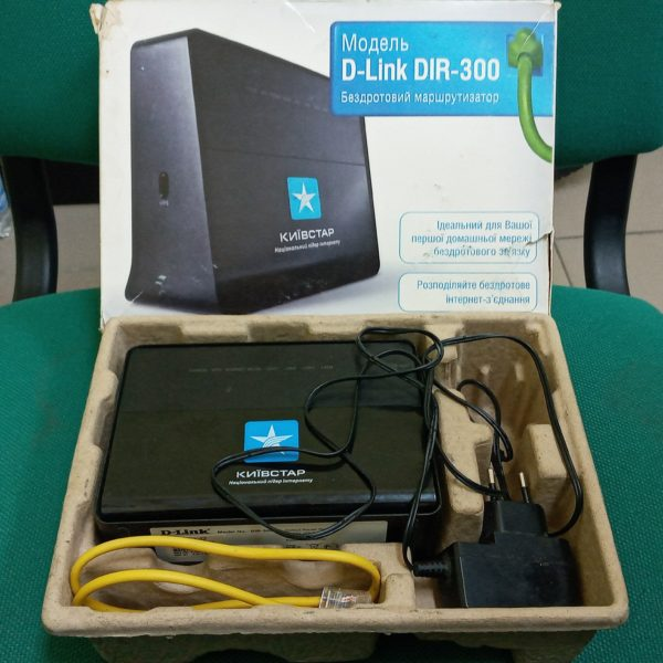Роутер  D-Link DIR-300